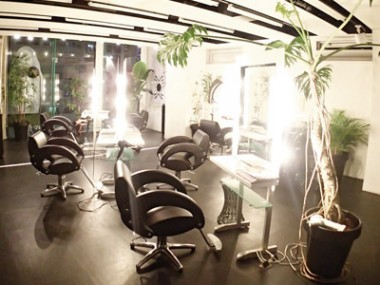 Gold Salon