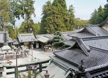 Temples of Ikoma