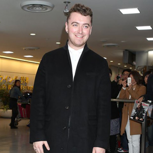 Smith arriving in Narita Airport