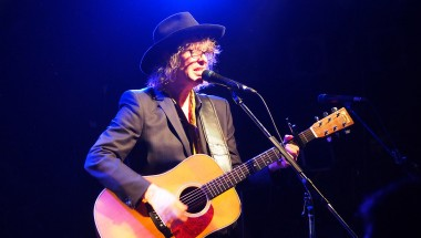 Live with the Waterboys at Club Quattro