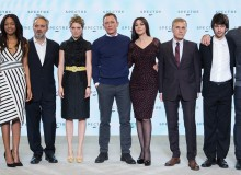 The star-studded cast of Specter
