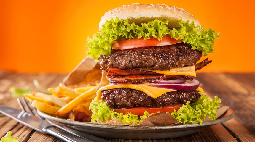 Metropolis Burger Special 2015