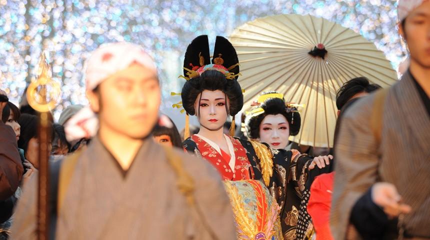 Haneda Edo Festival 2015
