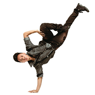 Aris (Quest Crew) (Breakin' & Hip-Hop)