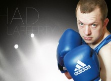 Executive Fight Night V's Chad Lafferty