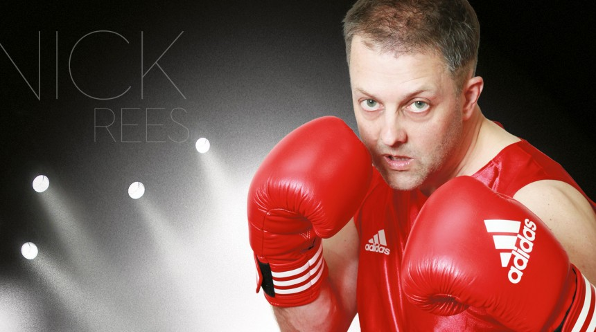 Executive Fight Night V: Nick Rees