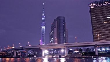 My Skytree at Night