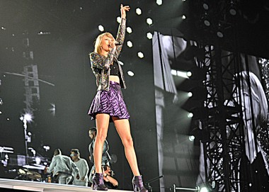 Taylor Swift: The 1989 World Tour! in Tokyo Dome