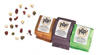 POP! Gourmet Popcorn