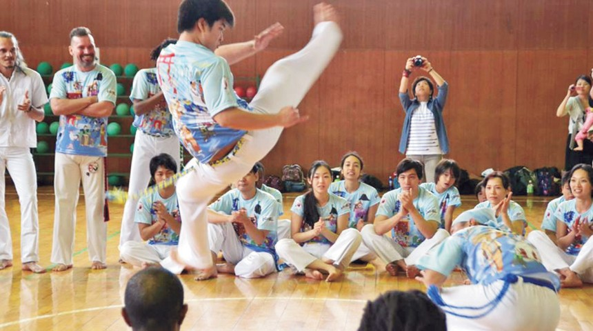 Capoeira in Tokyo