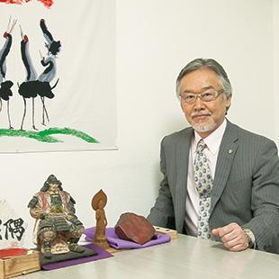 Amamiya's collection of Japanese art