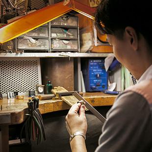 Hayakawa at work