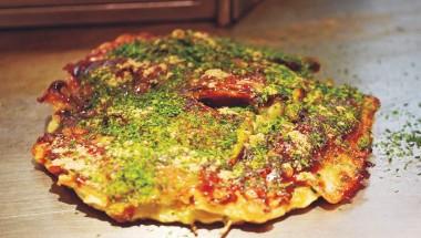 Okonomiyaki Santekan