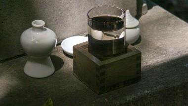 Sake Altar