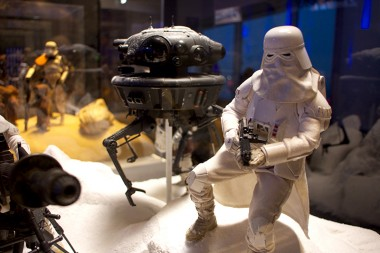 Star Wars Visions - Snowtroopers