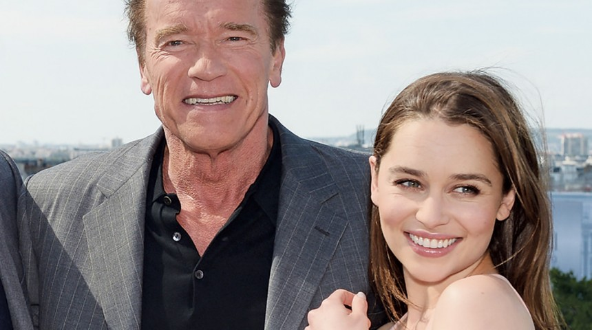 Schwarzenegger is back in Terminator Genisys