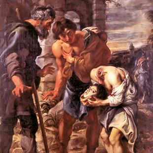 <em>The Miracle of Saint Just</em>, c. 1629-30, Peter Paul Rubens