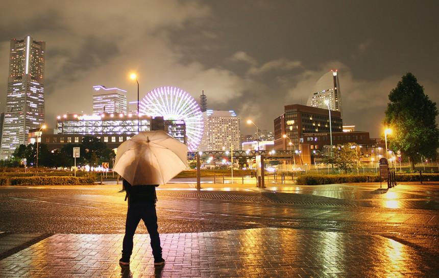Yokohama Rain