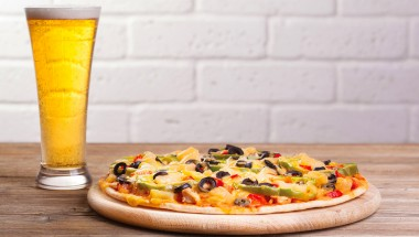 Pizza and Beer Special