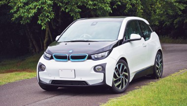 BMW's Driver Electric