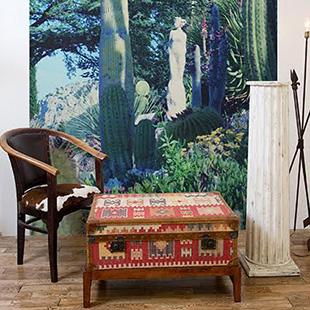Fake Furniture and The Wallpaper Tokyo