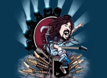 The Grohl Unstoppable