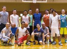 Tokyo Gaijins basketball group