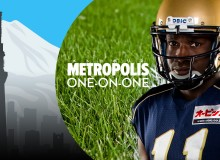 Metropolis One-on-One: Kevin Jackson