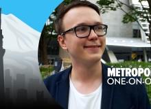 One-on-One: Krzysztof Gonciarz, The Uwaga Pies