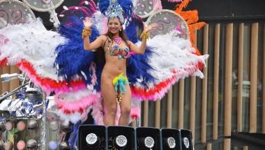 Asakusa Samba Festival 2015
