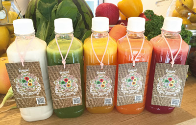 Eternal Detox Juice Bar