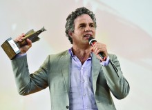 Mark Ruffalo receives the 'Giffoni Experience Award'