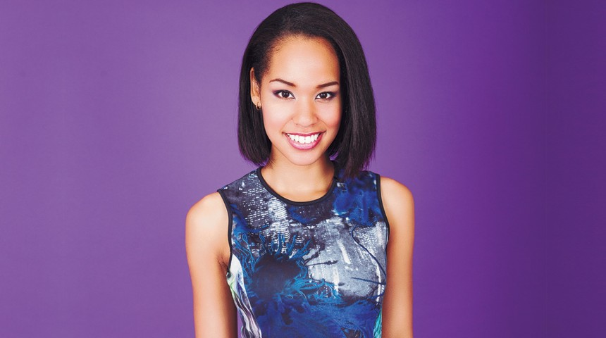 The World of Ariana Miyamoto