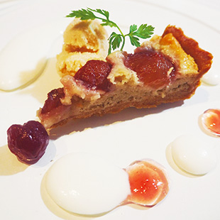 Seasonal tart