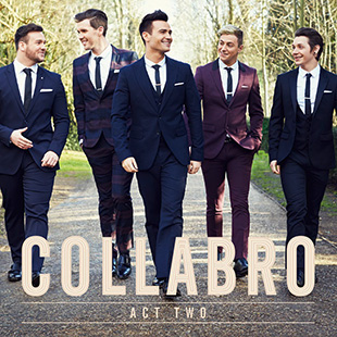 Cover of Collabro's Act Two