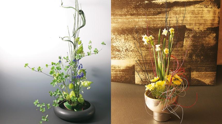 Mika Otani's Floral Expressions
