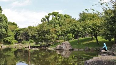 Tranquil Asakusa