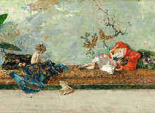 The Painter's Children in the Japanese Room