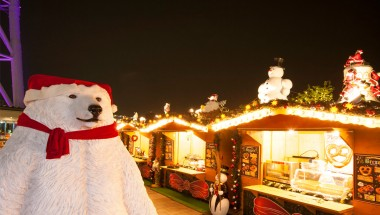 German Open-Air Christmas Markets
