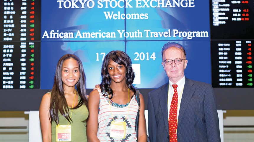 The African-American Youth Travel Program