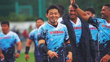 Goromaru on Rugby