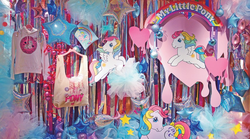 My Little Pony meets Fashion