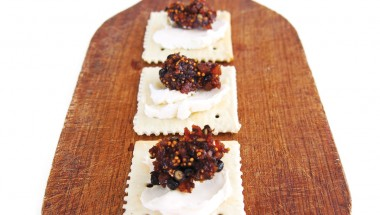 Balsamic Fig Tapenade
