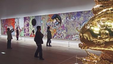 Takashi Murakami: The 500 Arhats