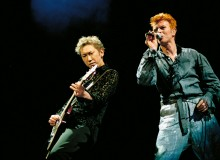 Tomoyasu Hotei and Bowie
