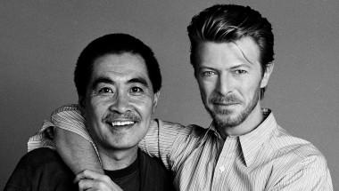 Masayoshi Sukita on Bowie