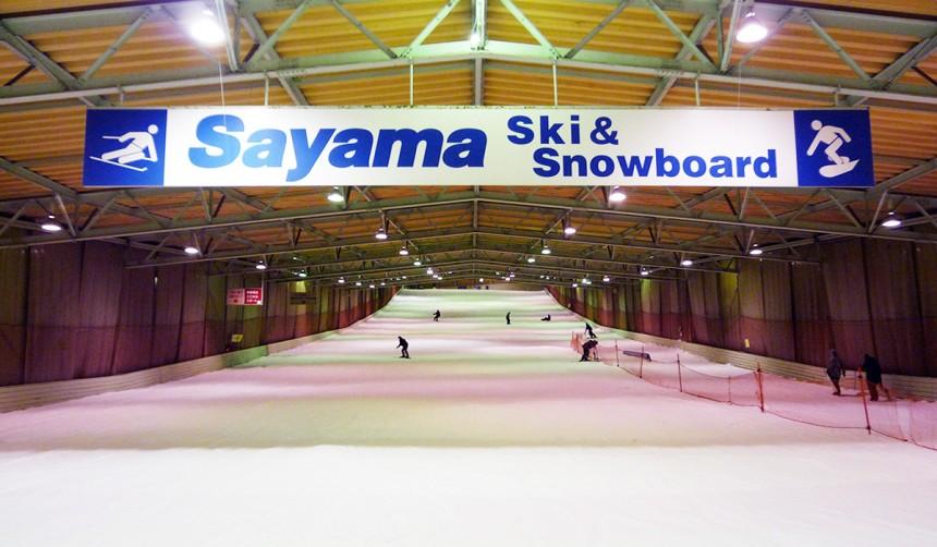 indoor ski resorts near tokyo – metropolis magazine
