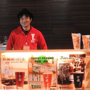 Y. Market Brewing (Photo by Joan Bailey)