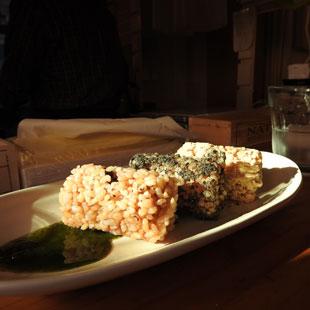 Chabuzen's onigiri set