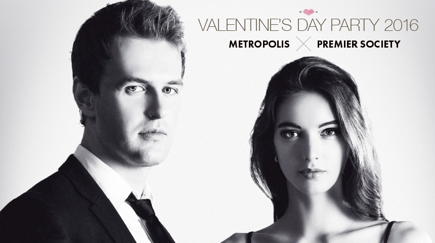 Celebrate Valentine's Day with Metropolis!